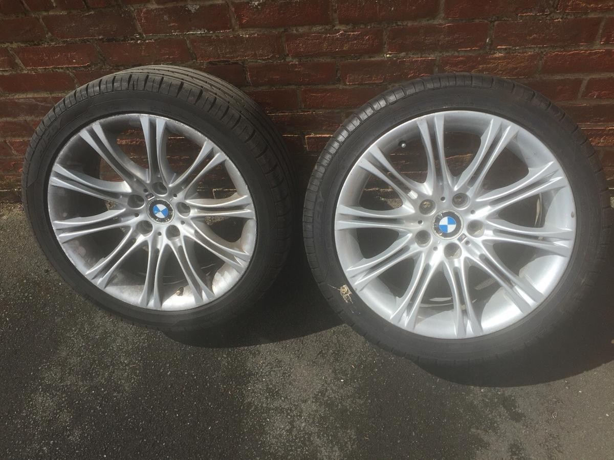 Bmw E60 Mv2 Alloy Wheels In Rg14 Newbury For 150 00 For Sale Shpock