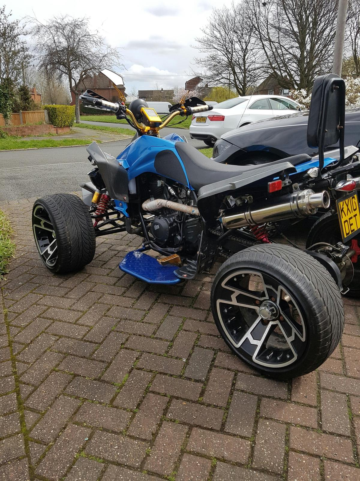 Road Legal Quad Bike In Ws12 Chase For 1 450 00 For Sale Shpock