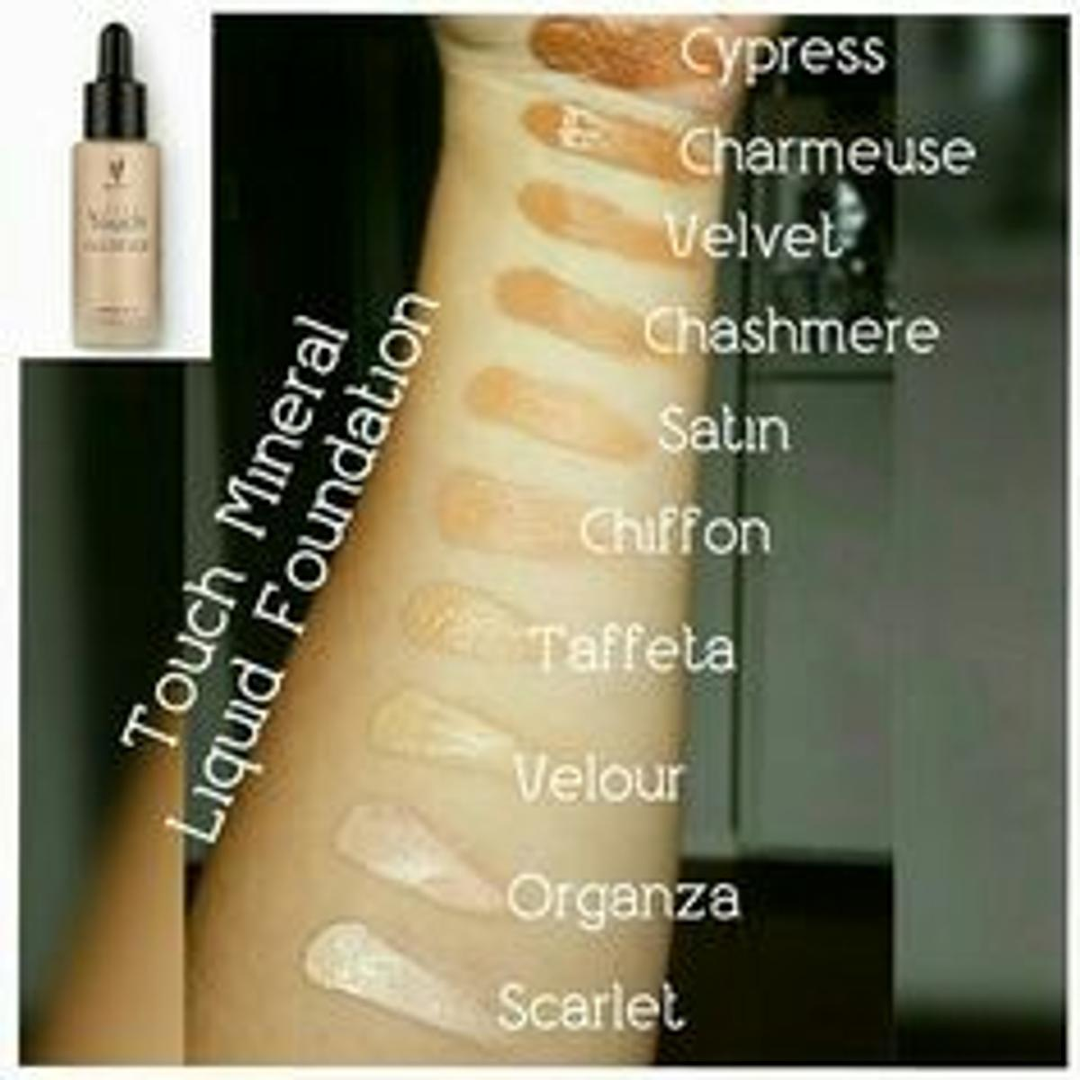 Younique Foundation All Shades In M50 Salford For 27 00 For Sale Shpock