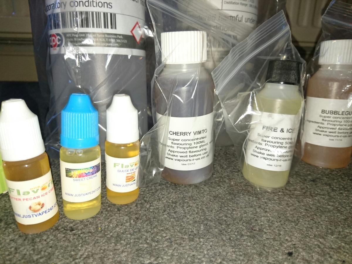 Vape e juice liquid mixing diy in WS2 Walsall for £35 00 for