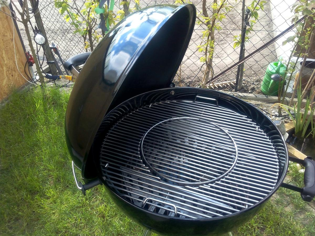 Weber Holzkohlegrill Master Touch Gbs 57 Cm Special Edition : Top angebot weber grill master touch gbs in nürnberg für