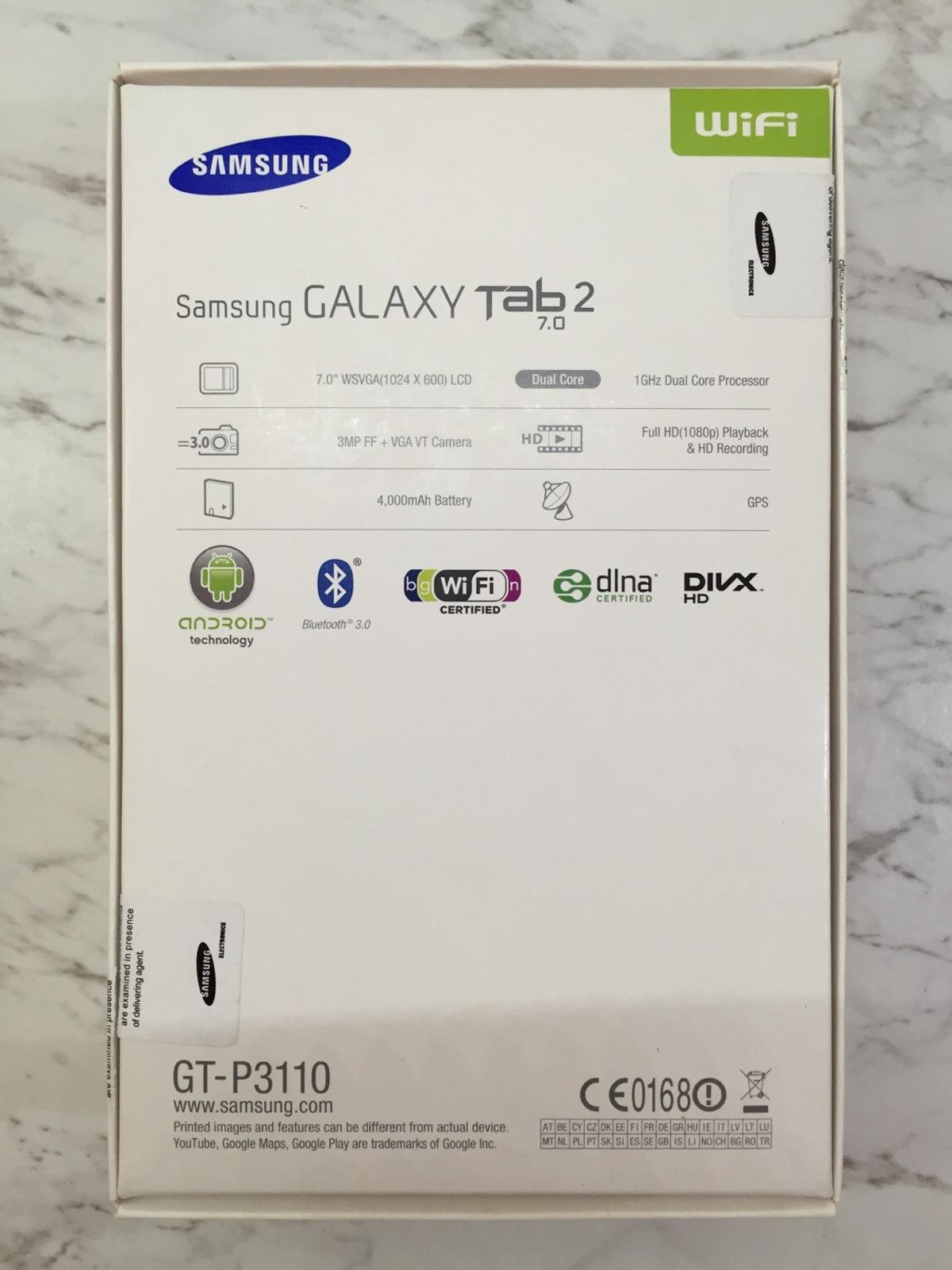 Samsung Galaxy Tab 2 7 Zoll Tablet In 76593 Gernsbach For 8000 For