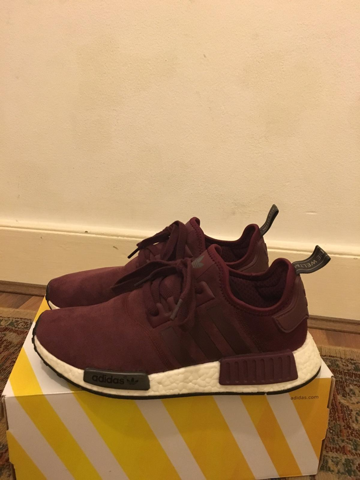 super popular 85a9e 9ba7c Adidas NMD Suede Pack Burgundy UK7 in IG1 London for £100.00 for ...