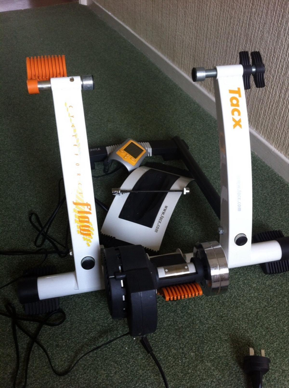 Hedendaags Tacx Cycleforce Flow indoor ergo trainer in GL3 Tewkesbury for EE-82