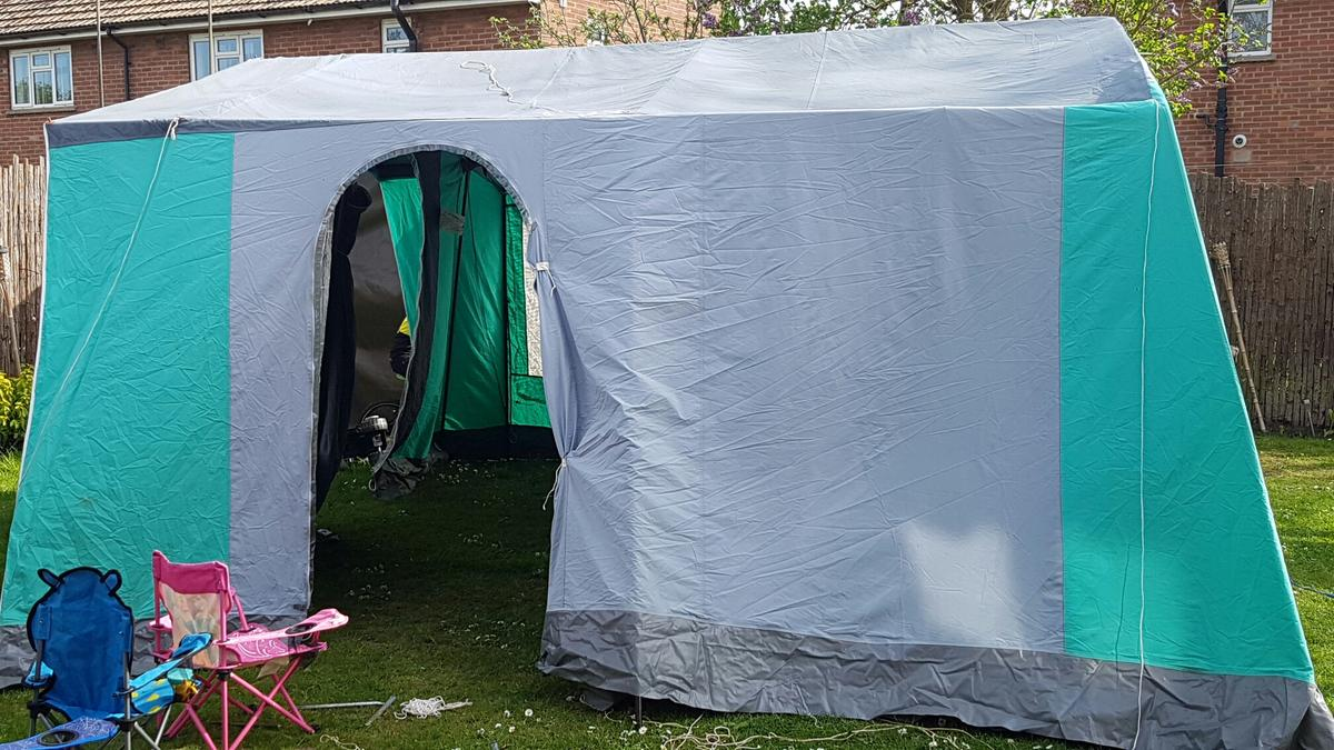 Classic Series Frame Tent