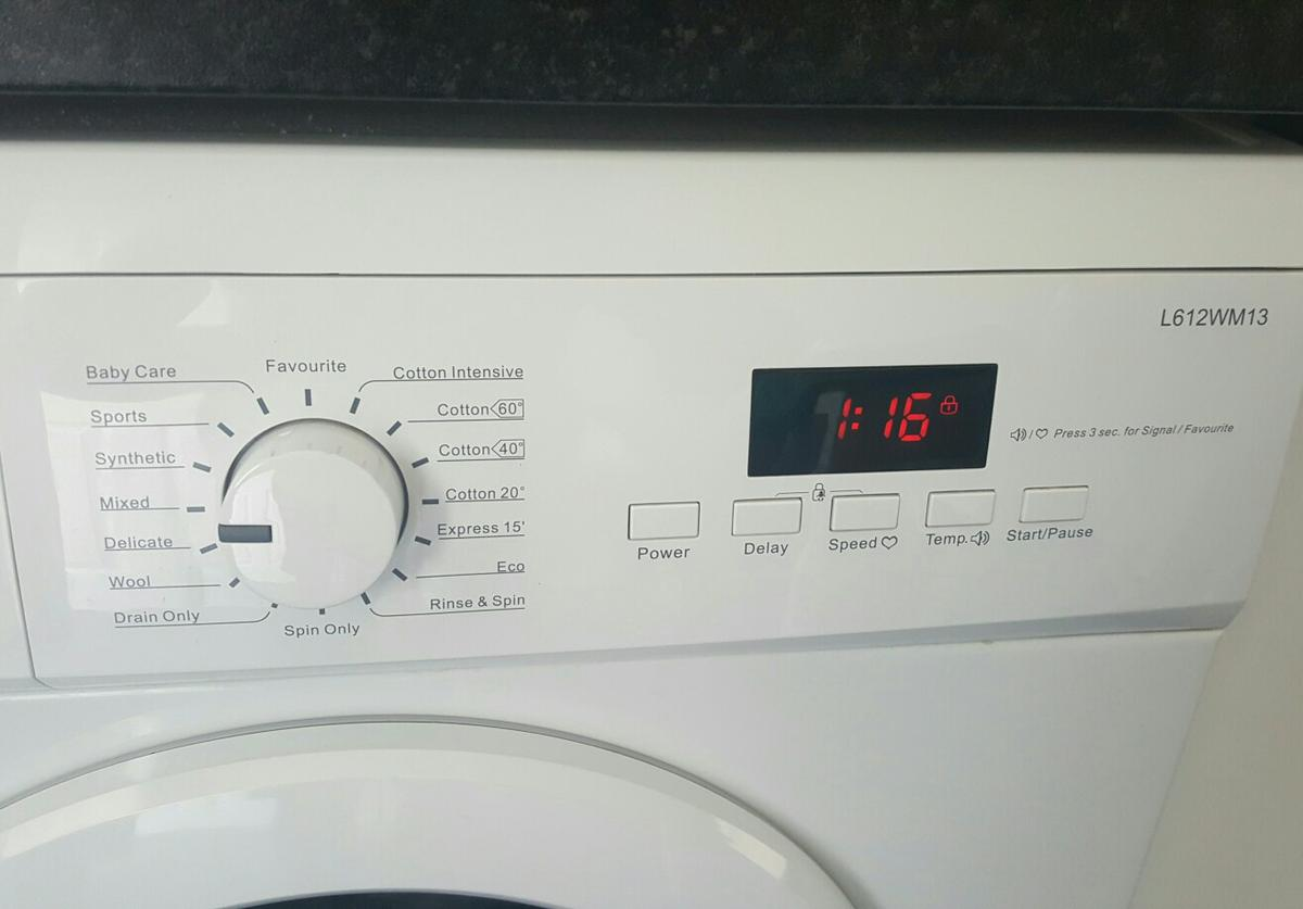 e0fe44aed Washing machine :LOGIK in S30 Sheffield for £90.00 for sale - Shpock