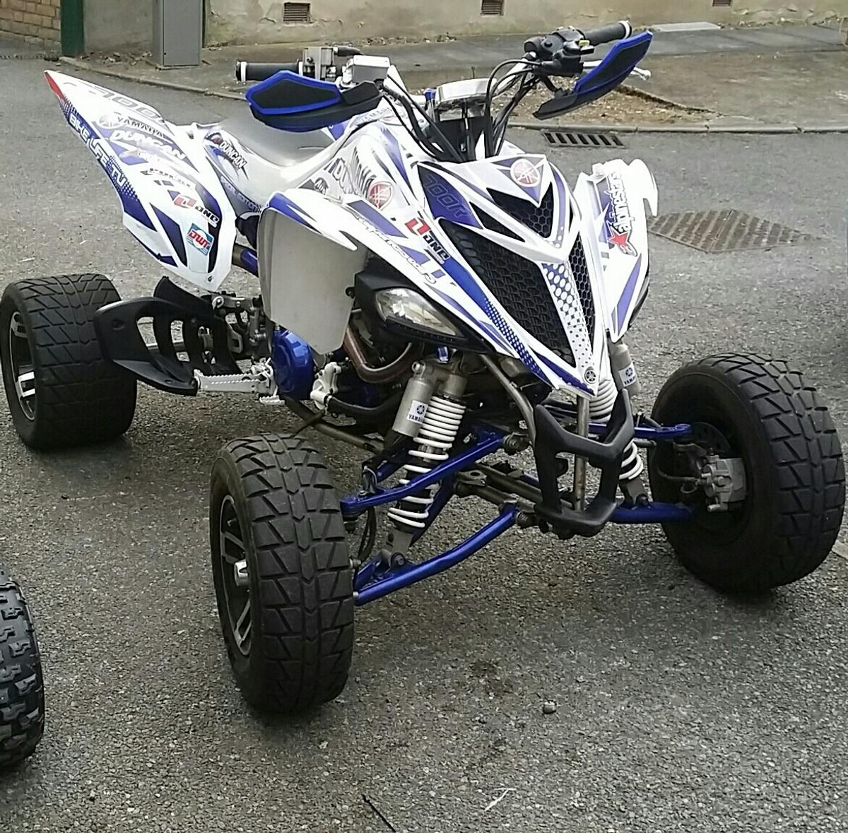 yamaha raptor 700 special edition 2006 in SE12 London for £5,200 00
