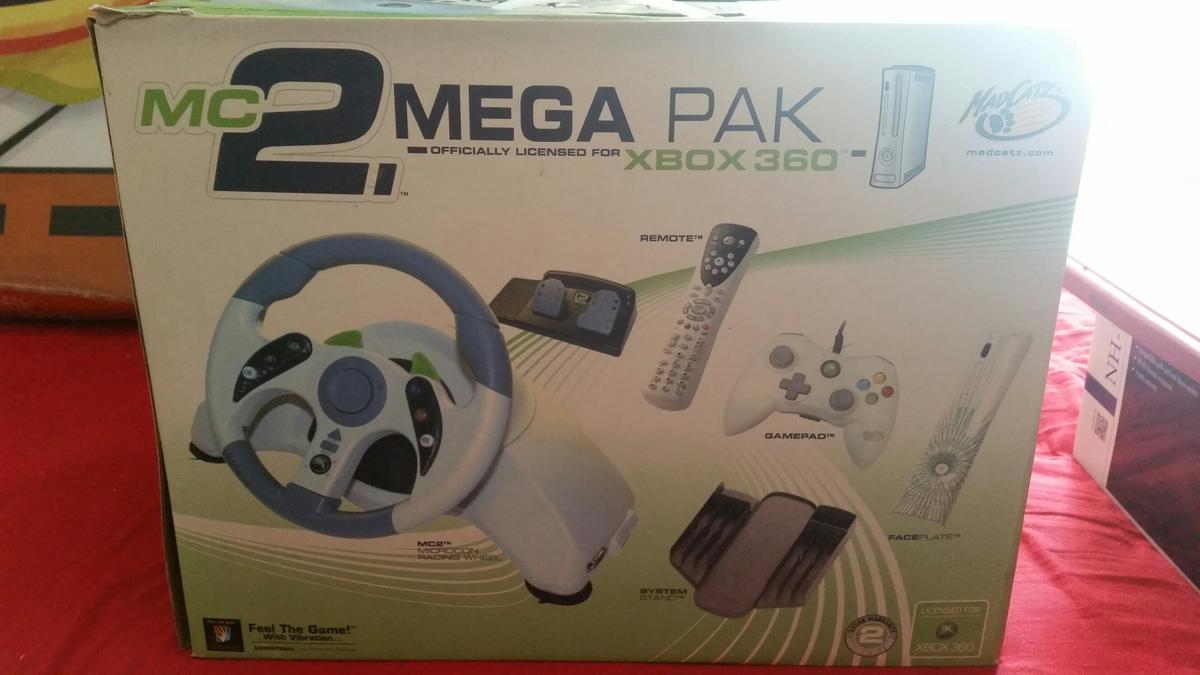 539ab612d18 Xbox 360 racing wheel mega pack, new & unuse in TS3 Middlesbrough ...