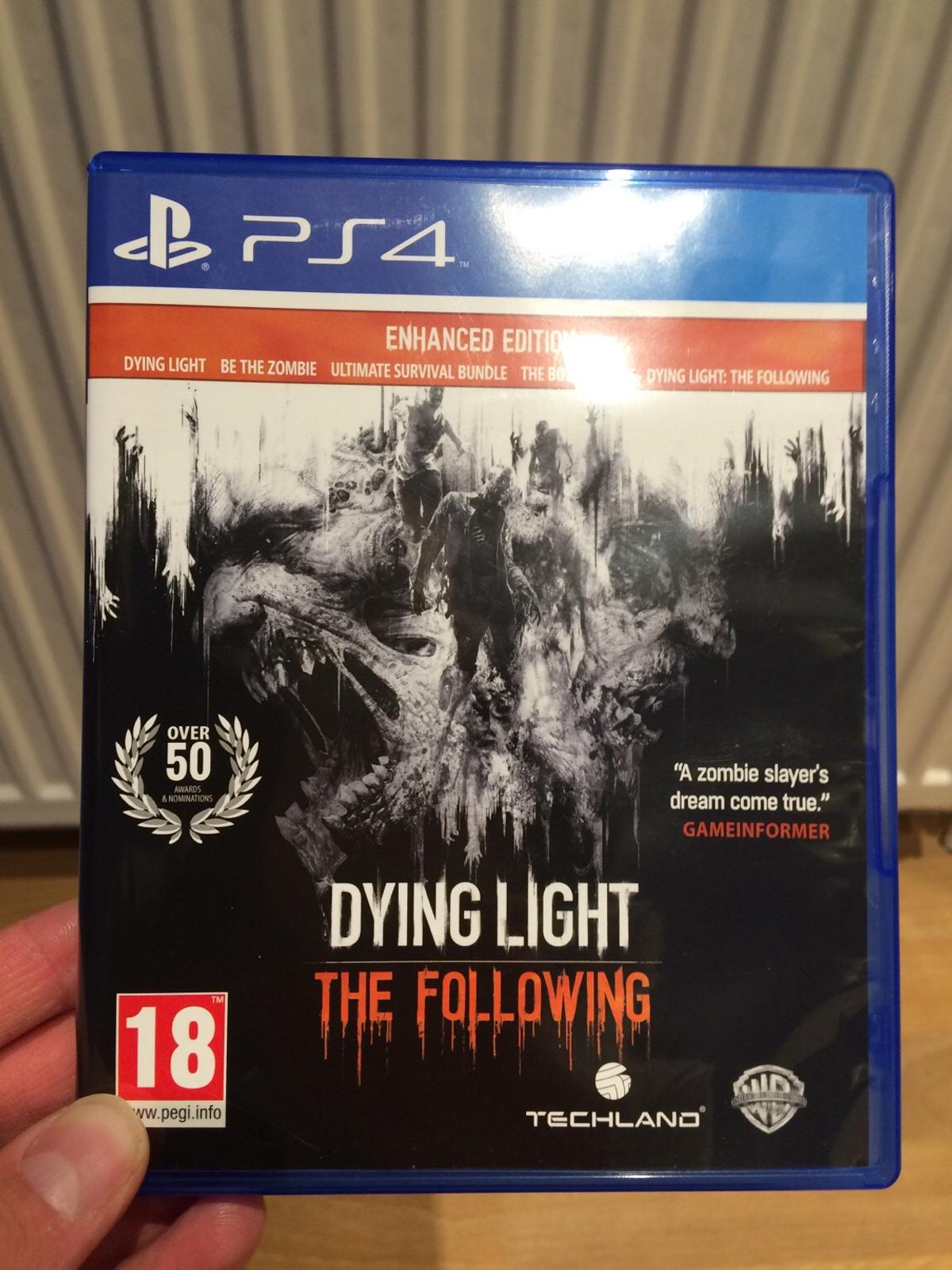 Dying Light - The Following Enhanced PS4