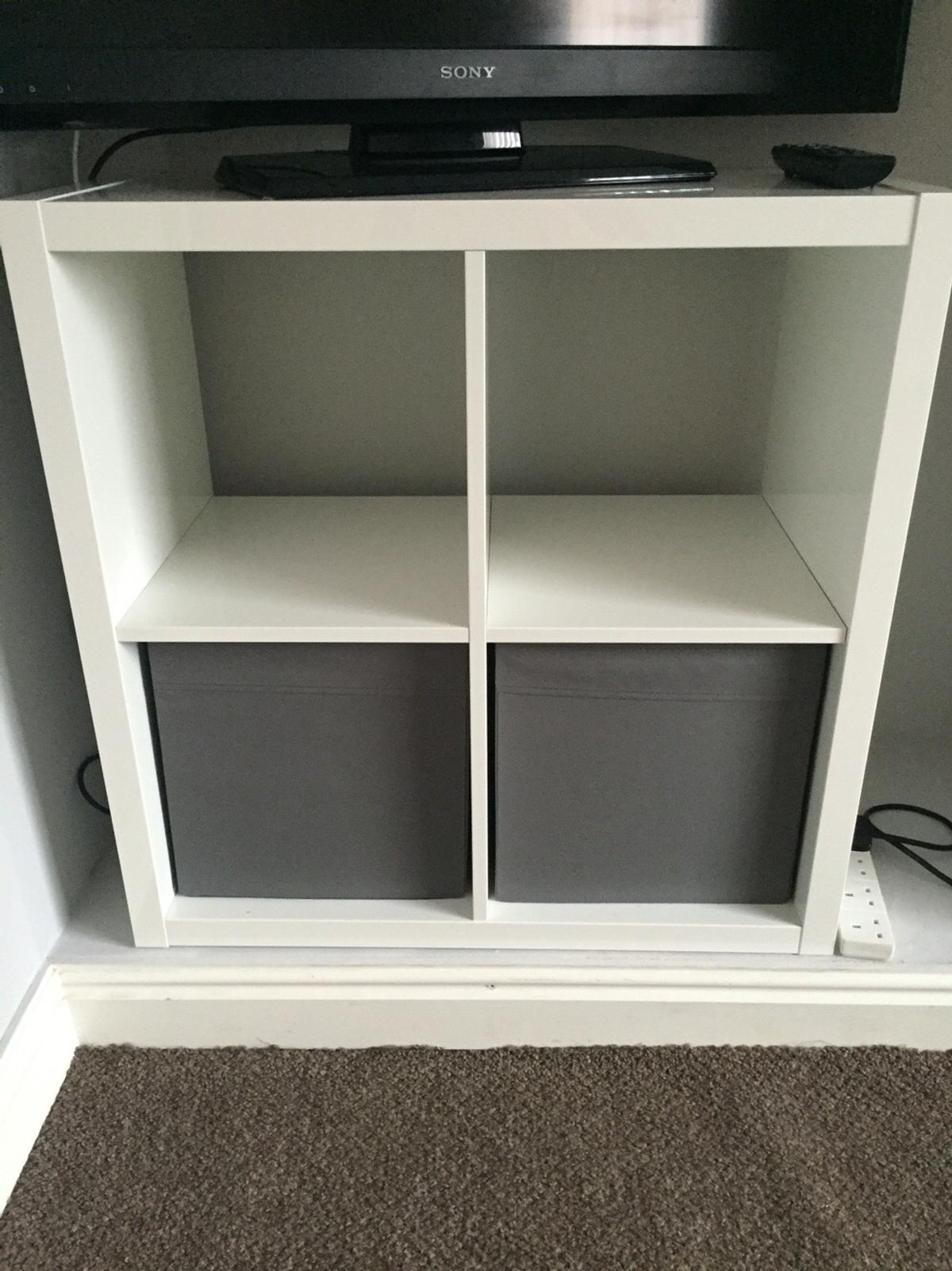 Ikea Storage Unit And 2 Grey Drawers In Wa1 Woolston For 2500 For