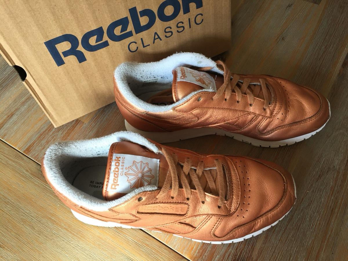 huge selection of 549ee a50e7 Reebok Classic Face Stockholm Kupfer in 8302 Kloten for ...