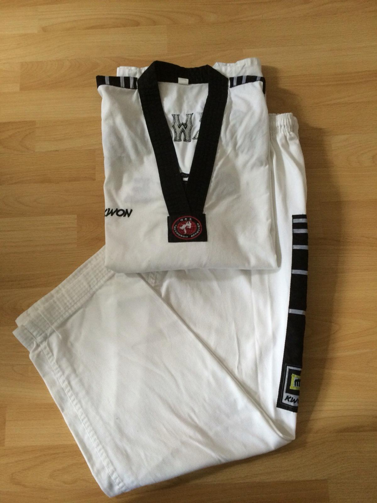 Taekwondo Anzug Gr. 170 in 44623 Herne for €30.00 for sale