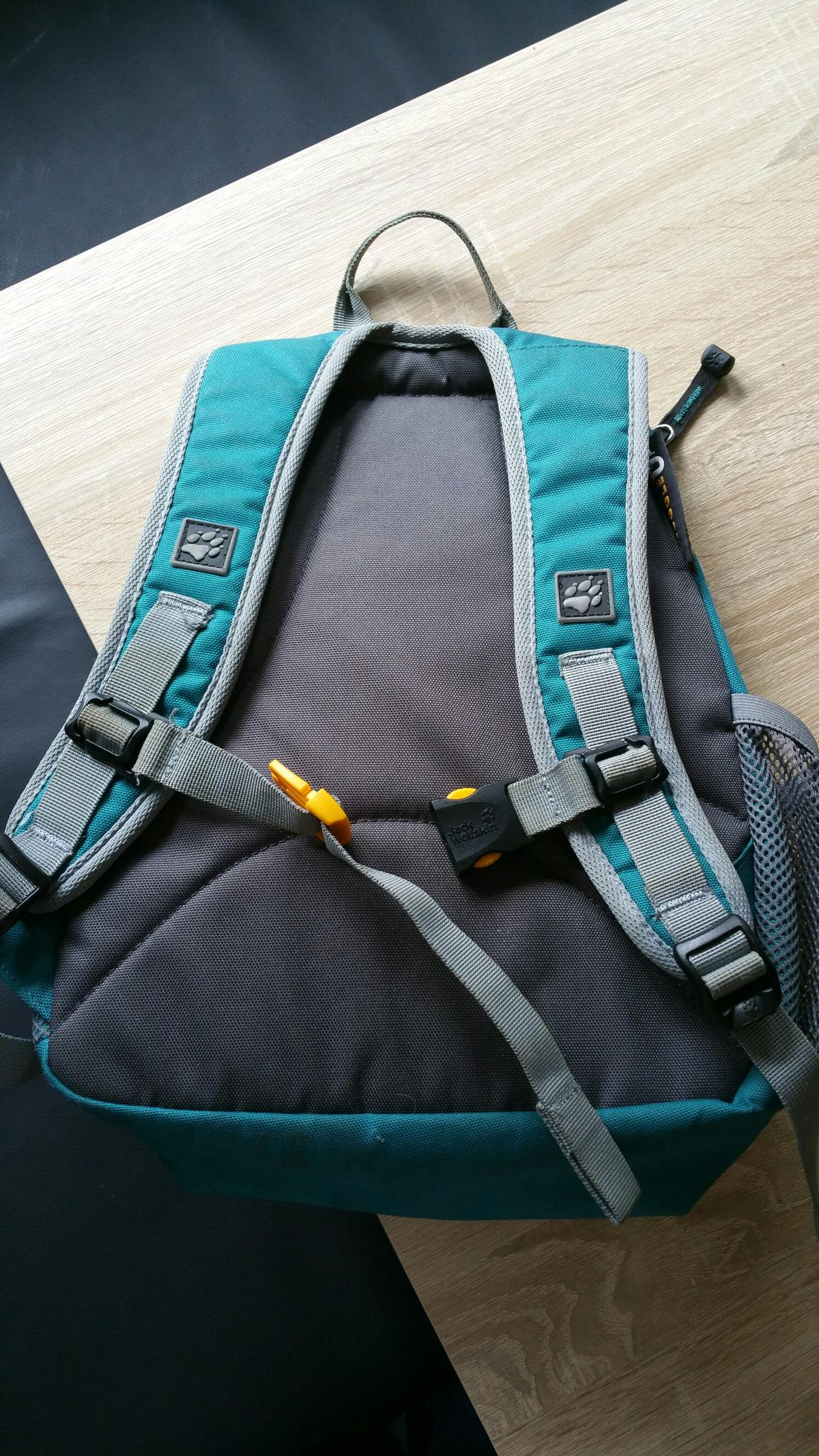 Jack Wolfskin little Joe 3 Monate alt