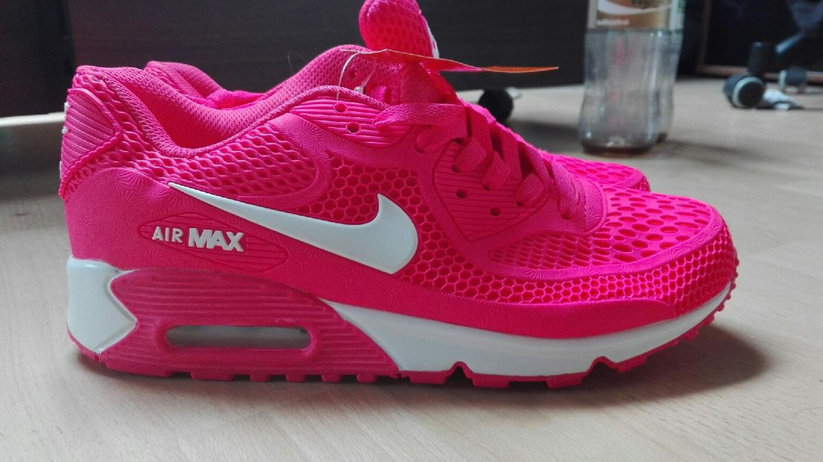 d91884cd00a7a6 nike air max Gr 40 neon pink neu in 57250 Netphen for €120.00 for ...