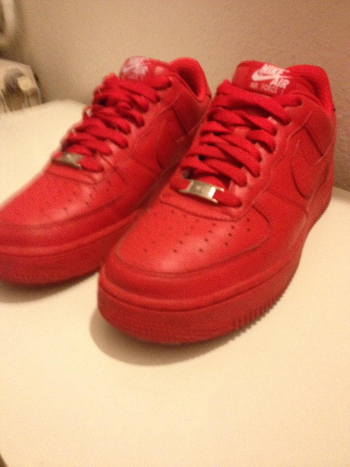 air force one nike rosse