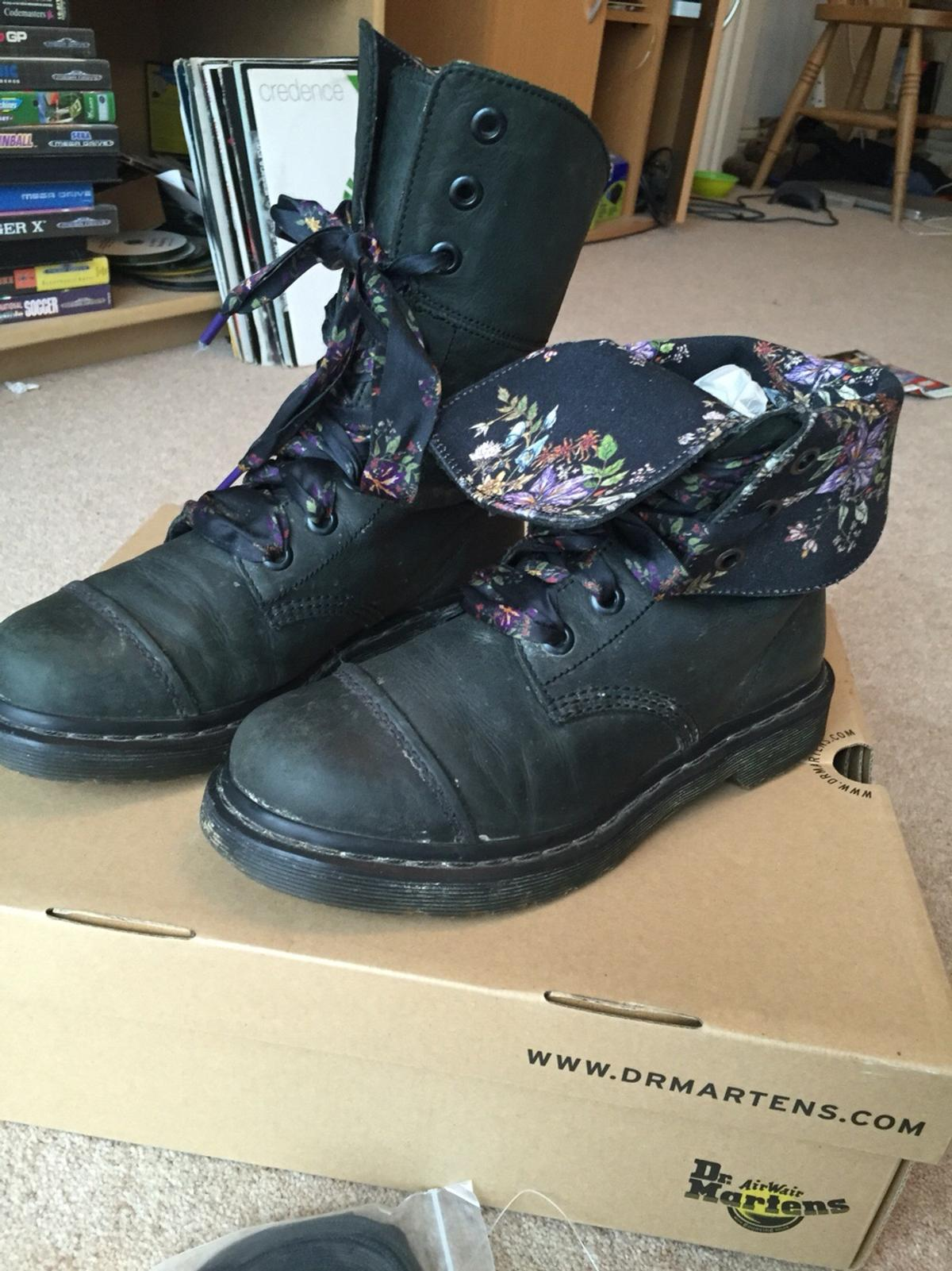 7df585af8 Dr Martens Triumph Aimilita Boots Size 41 in TN39 Rother for £30.00 ...