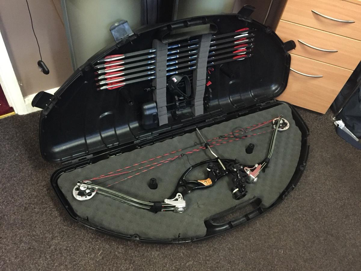 Hoyt vortec xt3000 limbs archery compound bow