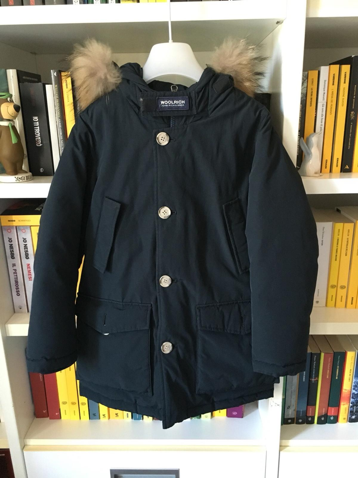 wholesale dealer 45077 68a25 Woolrich artic parka bambino