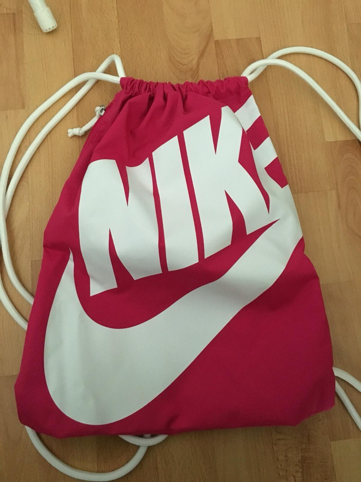 Nike Beutel in Pink