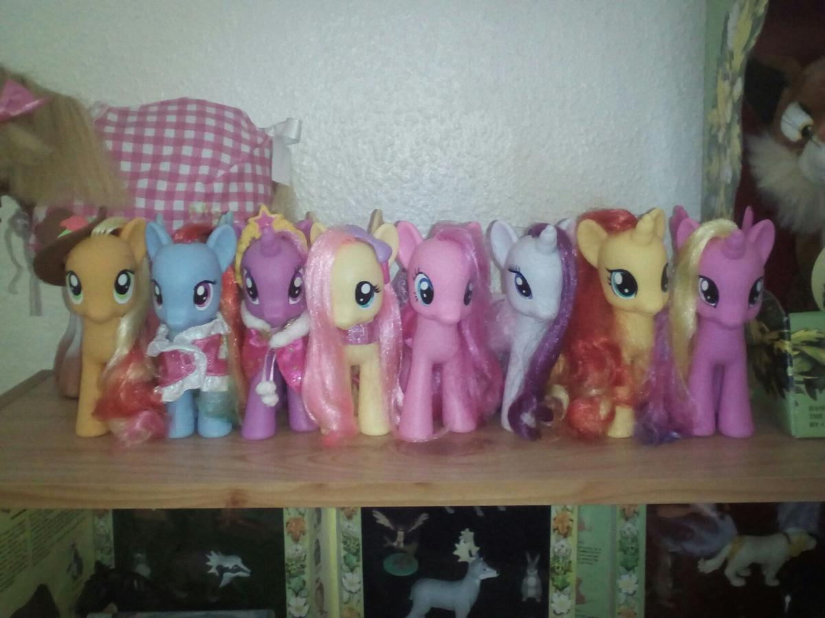 My Little Pony G4 Fashion Style Collection