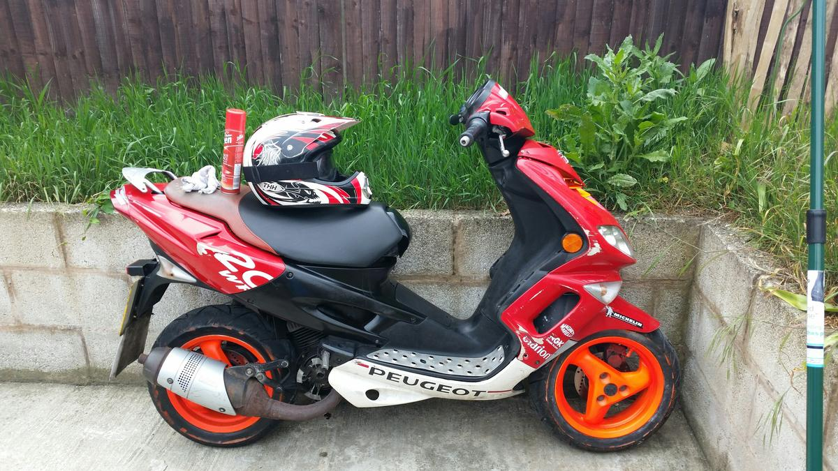 Speed fighter 2 100cc (PICK UP STROOD)