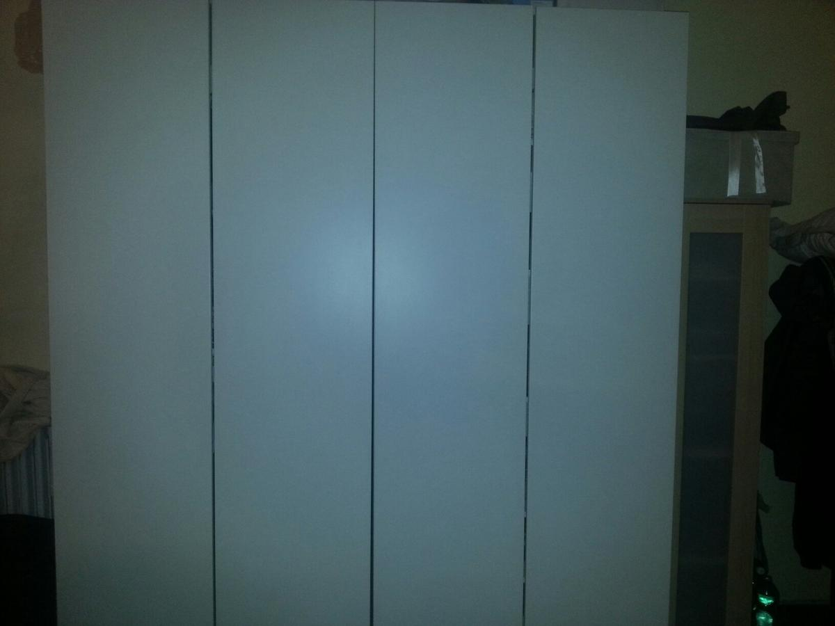 Armadio Ikea 4 Ante.Armadio 4 Ante Ikea Pax In 20124 Milano For 150 00 For Sale Shpock