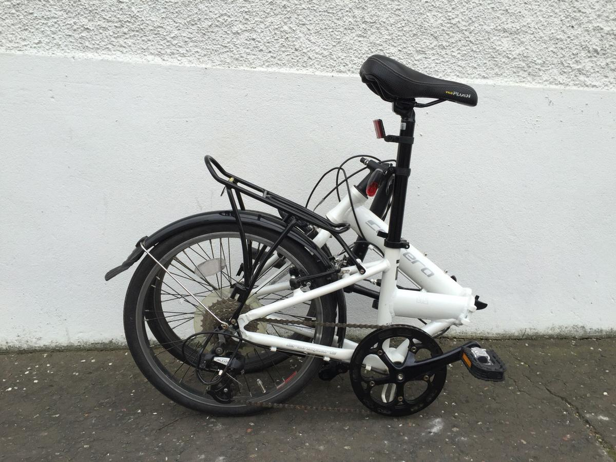 Carrera Transit Folding Bike In Sw9 London For 160 00 For Sale