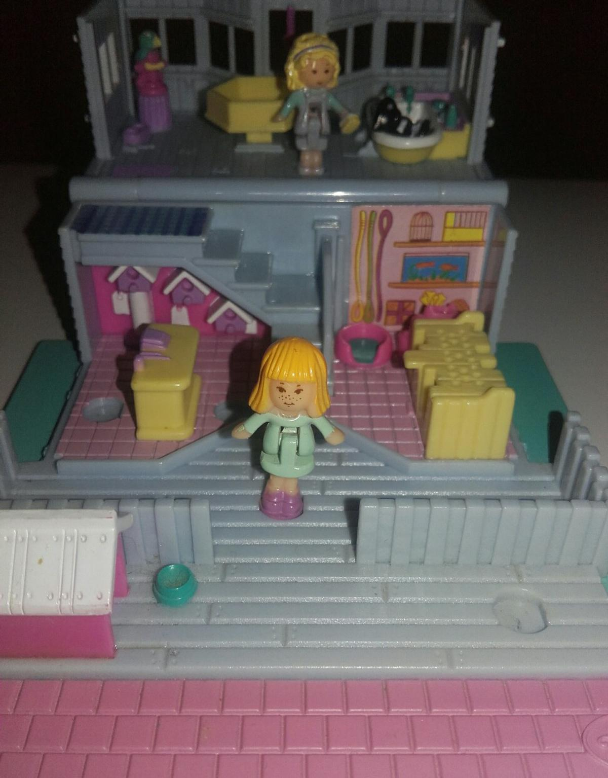 Polly Pockets For Sale: Vintage Polly Pocket Pet Shop In S9 Sheffield For £15.00