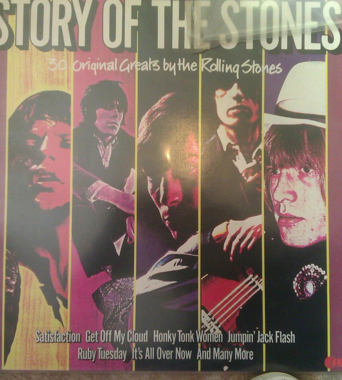 Rolling stones vinyls albums £7each £20 all in CV11 Nuneaton