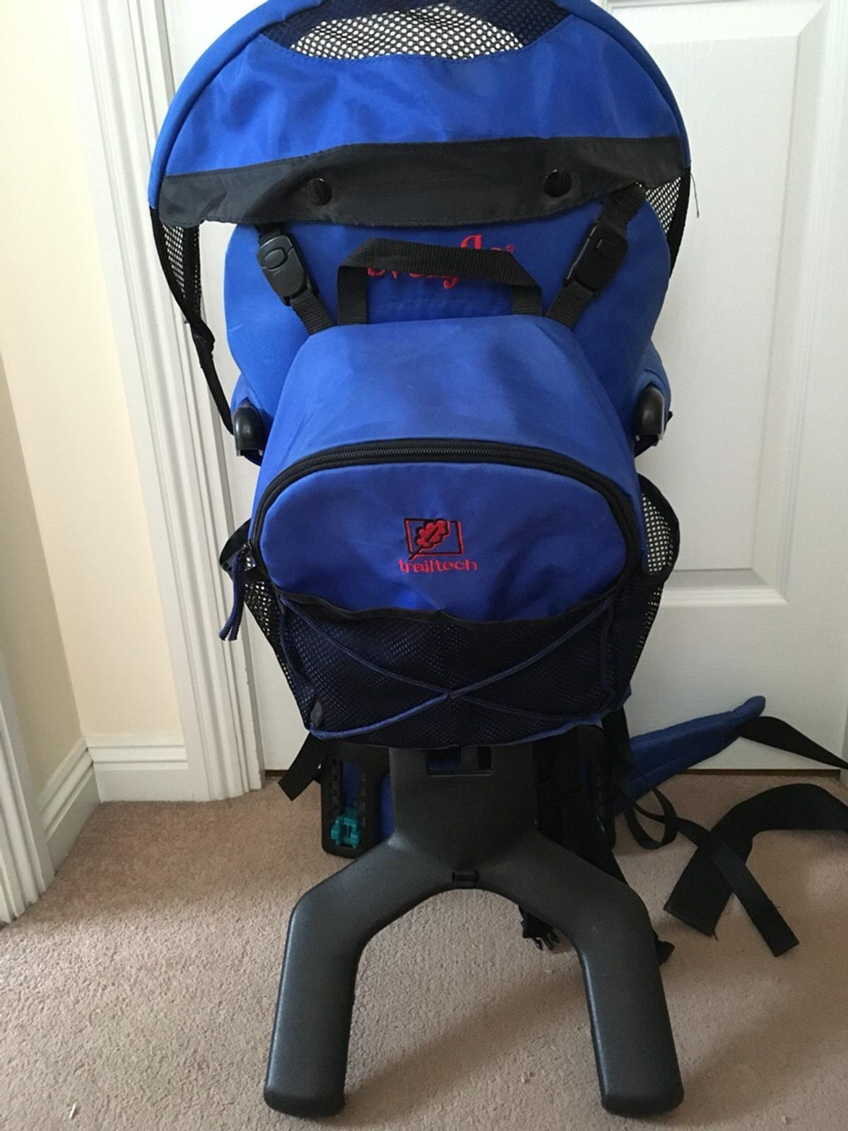 Baby Carrier Evenflo Trailtech