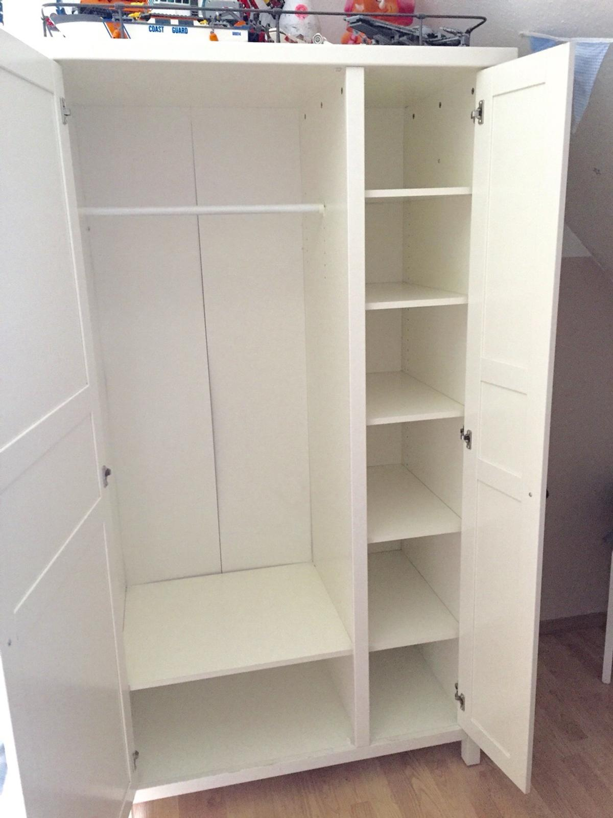 Ikea Hemnes Schrank Weiss In 15745 Wildau For 160 00 For Sale Shpock