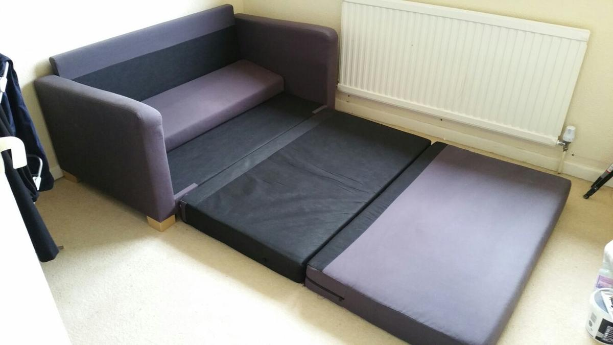 Ikea Sofabed Ullvi 2 Seater In Le16