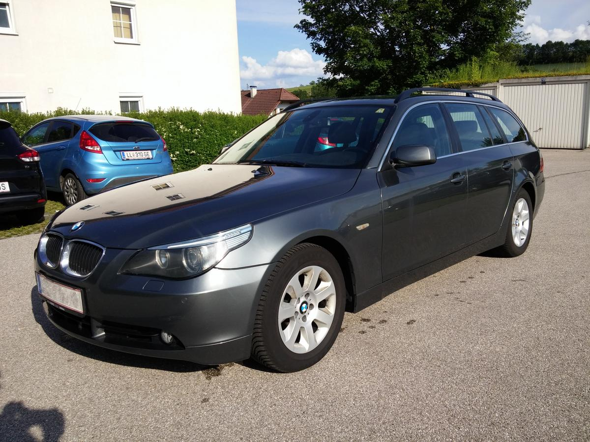 Bmw 525d Touring E61 Fleet Edition Bj 2006 In 4501 Neuhofen An Der Krems For 7 000 00 For Sale Shpock