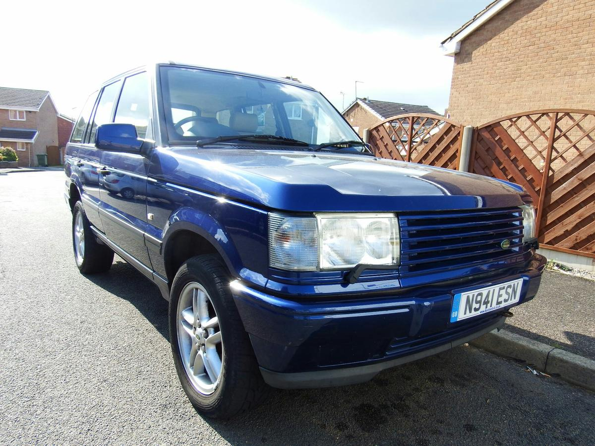 Range rover p38 4lt v8 in NG19 Nottinghamshire for £700 00