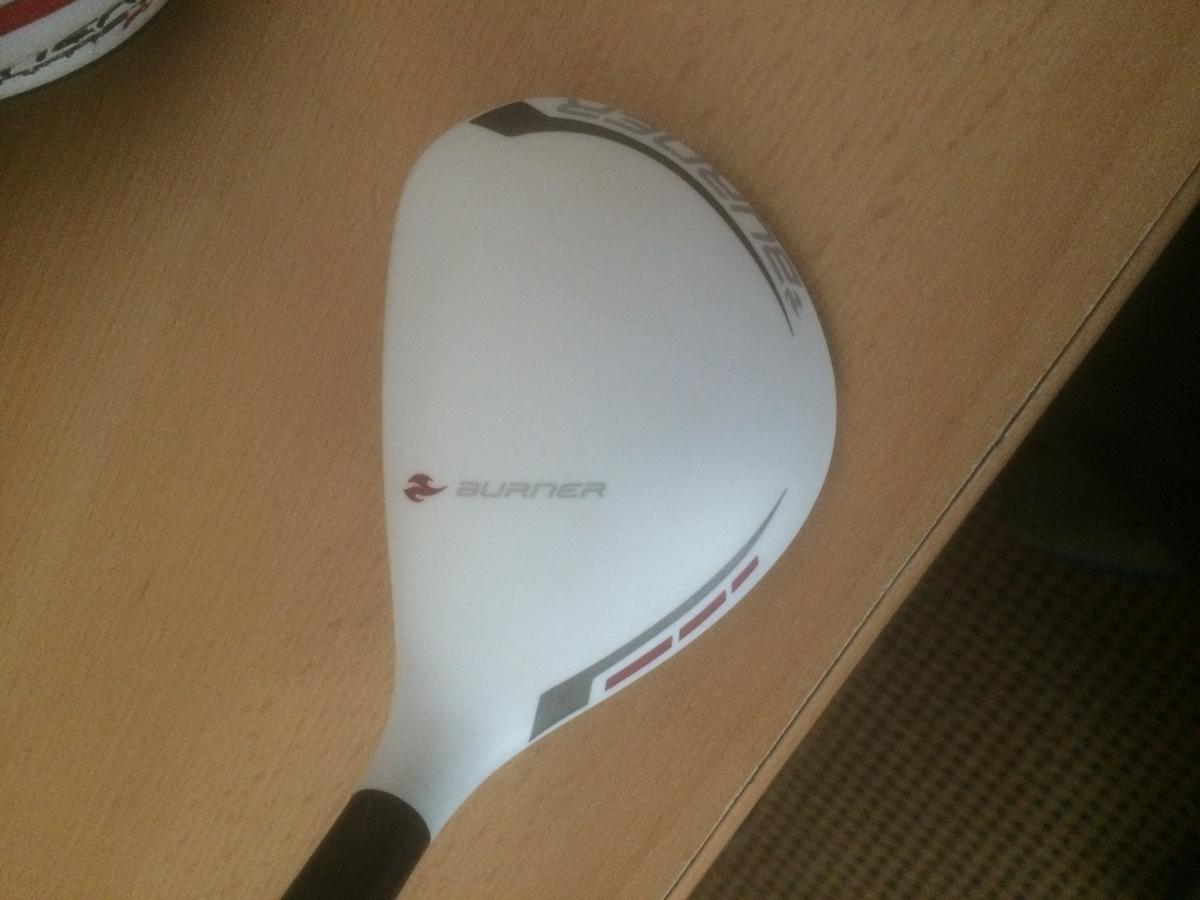 Taylormade burner superfast 2 0 No 4 hybrid in TF1