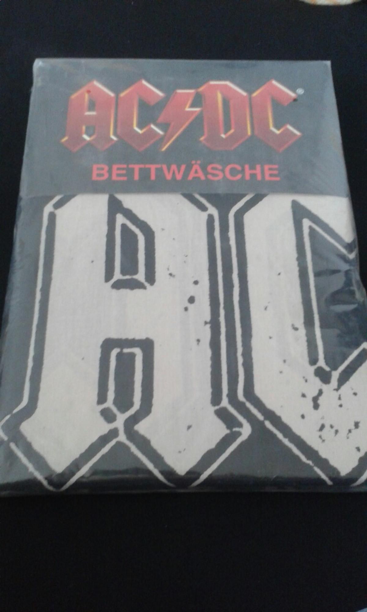 Acdc Bettwäsche Original Verpackt In 30173 Hannover For 2500 For