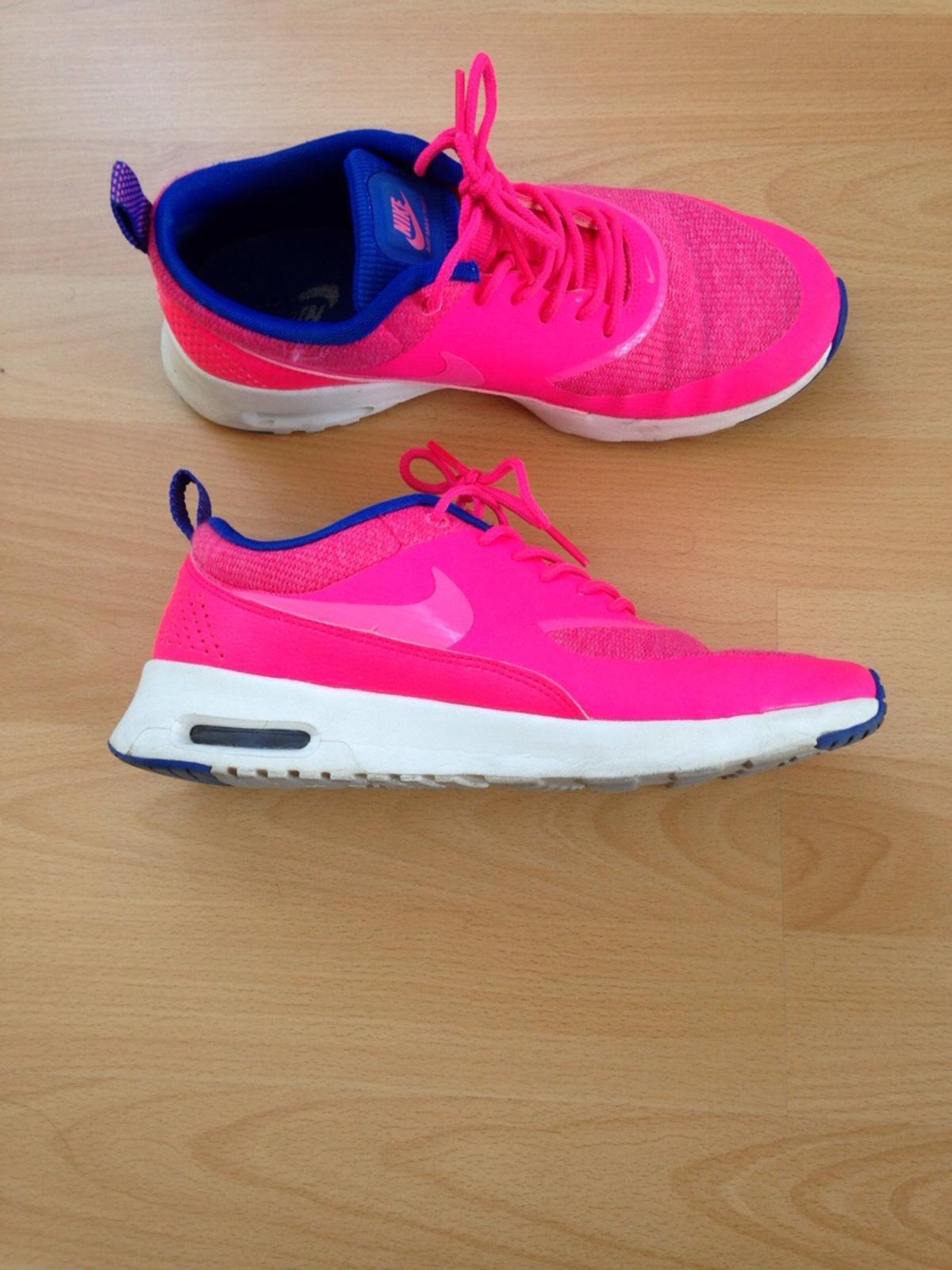 Nike Air Max Thea neon pink Limited Edition in 85540 Haar