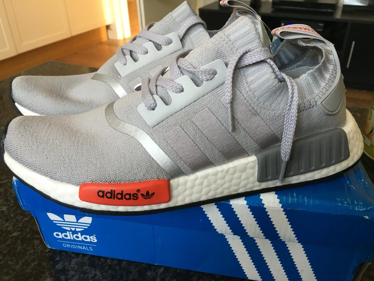 Adidas NMD Running Shoes UK 9.5 Grey in GL1 Gloucester for