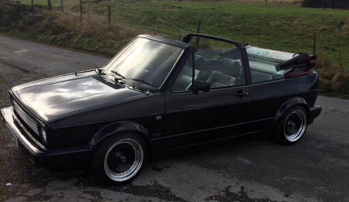 Vw Golf Karman Clipper Mk1 Cherished In L34 Knowsley For 2 950 00 For Sale Shpock