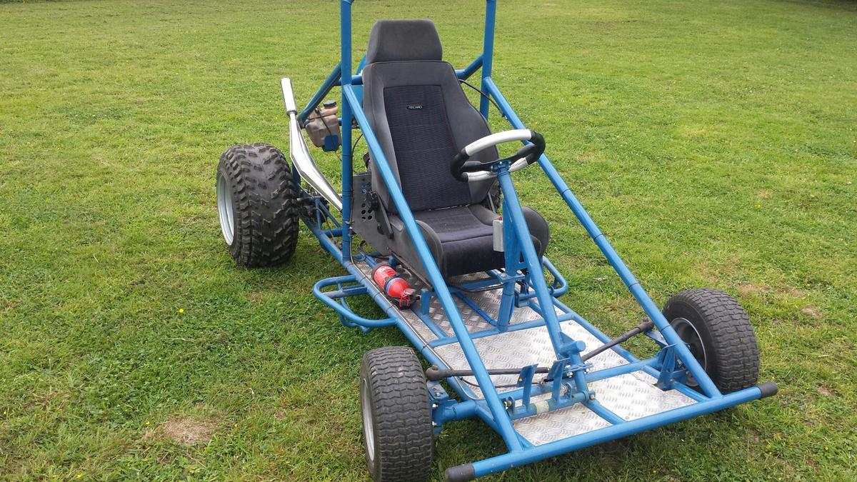 Off road buggy drift kart in Llancayo Court for £1,000 00 for sale