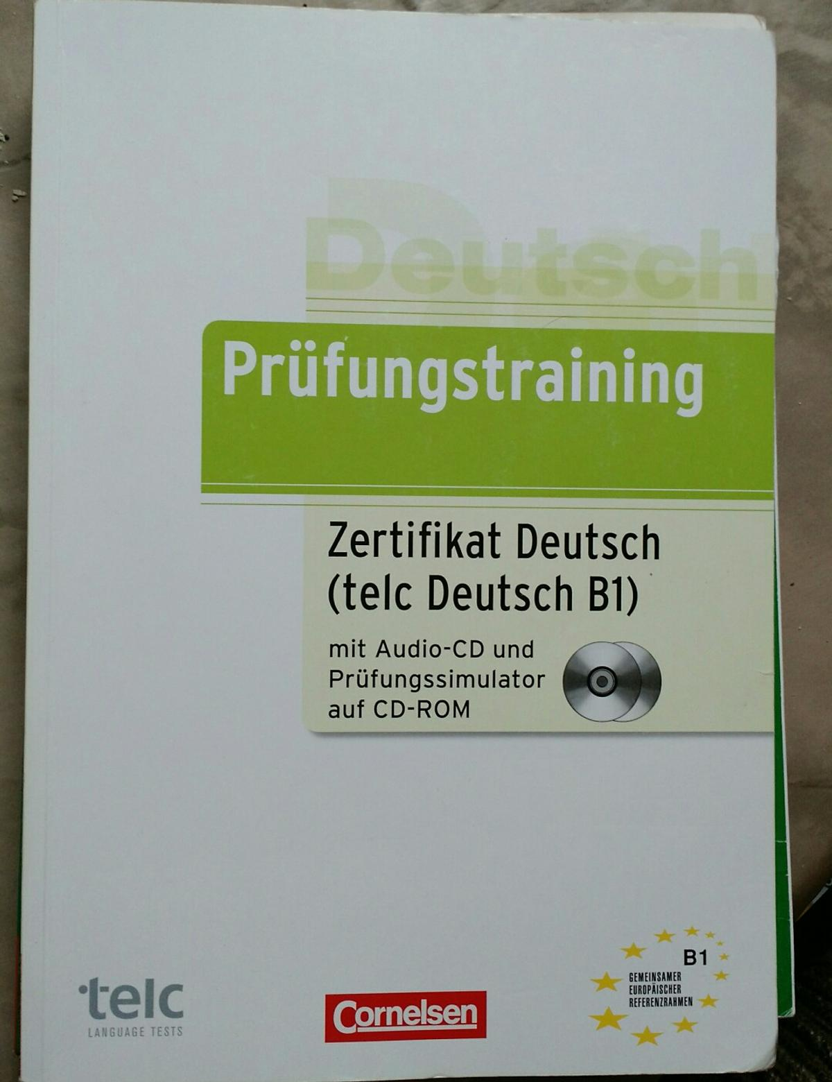 Prüfungstraining Buch Telc B1 In 71106 Magstadt For 1500 For