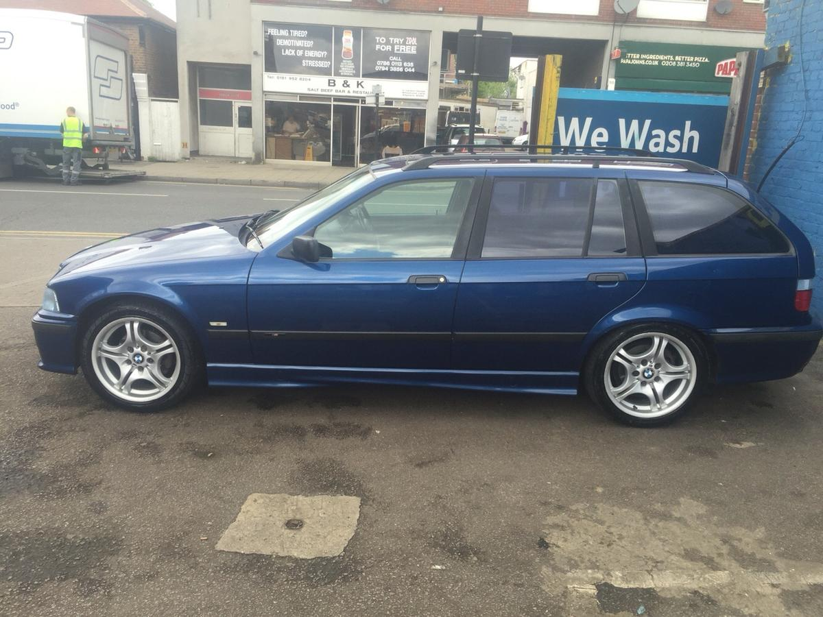 Bmw e36 323i sport auto touring in NW2 London for £1,200 00