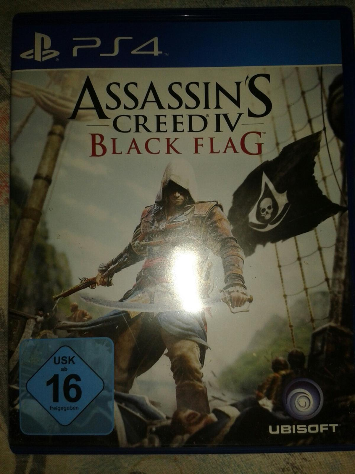 Assassin S Creed Iv Black Flag Ps4 In 12167 Berlin For 20 00