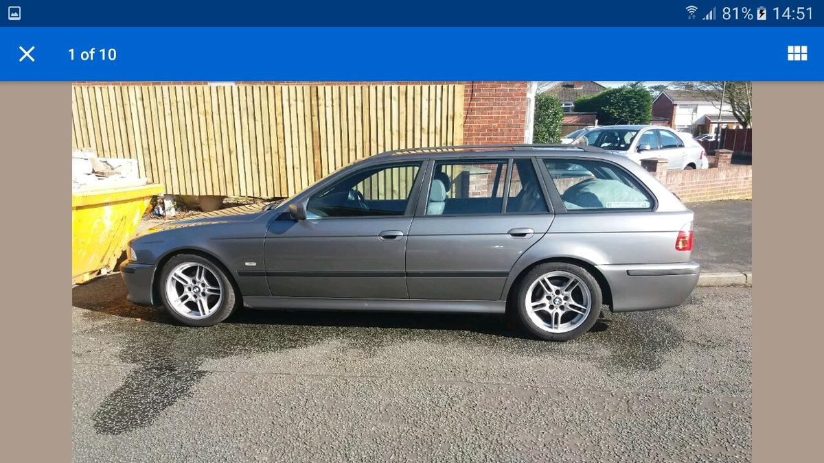Wanted Bmw E39 530d Touring In S25 Rotherham For 3 000 00 For Sale Shpock