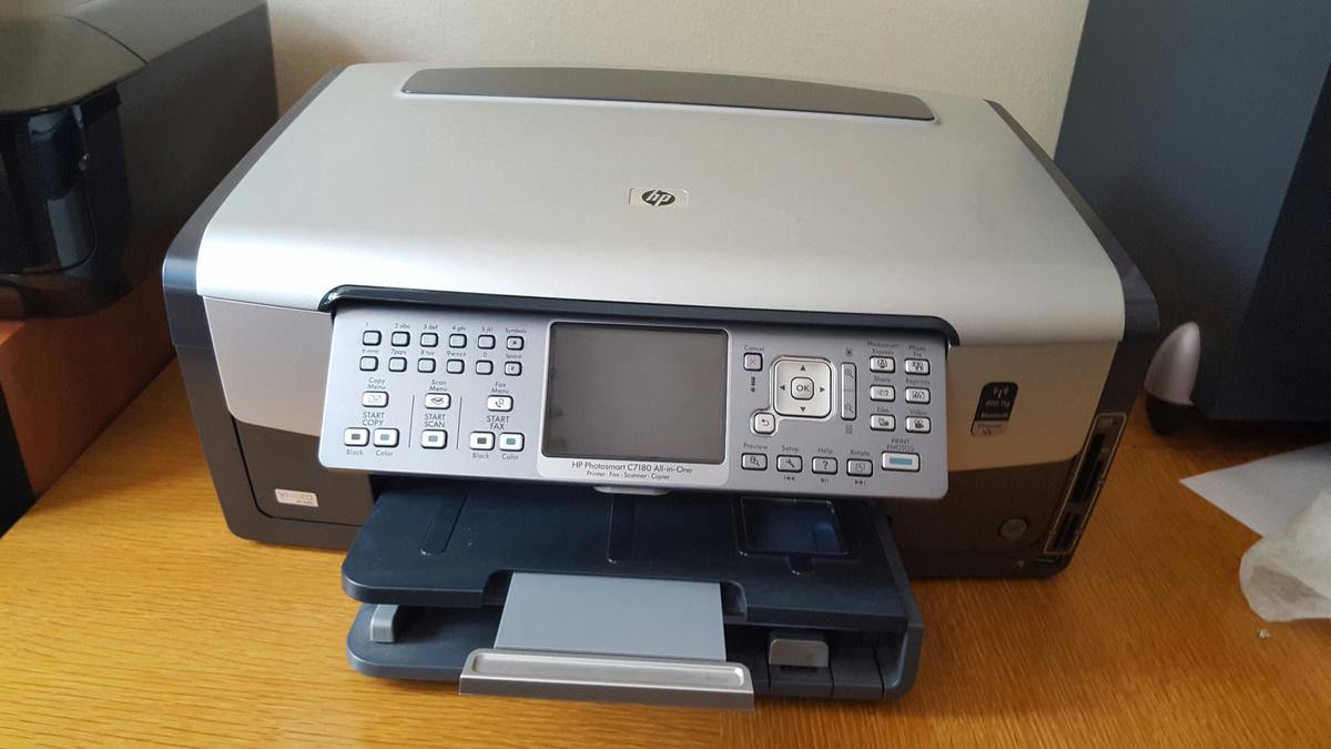 HP PRINTER C7180 WINDOWS 8.1 DRIVER