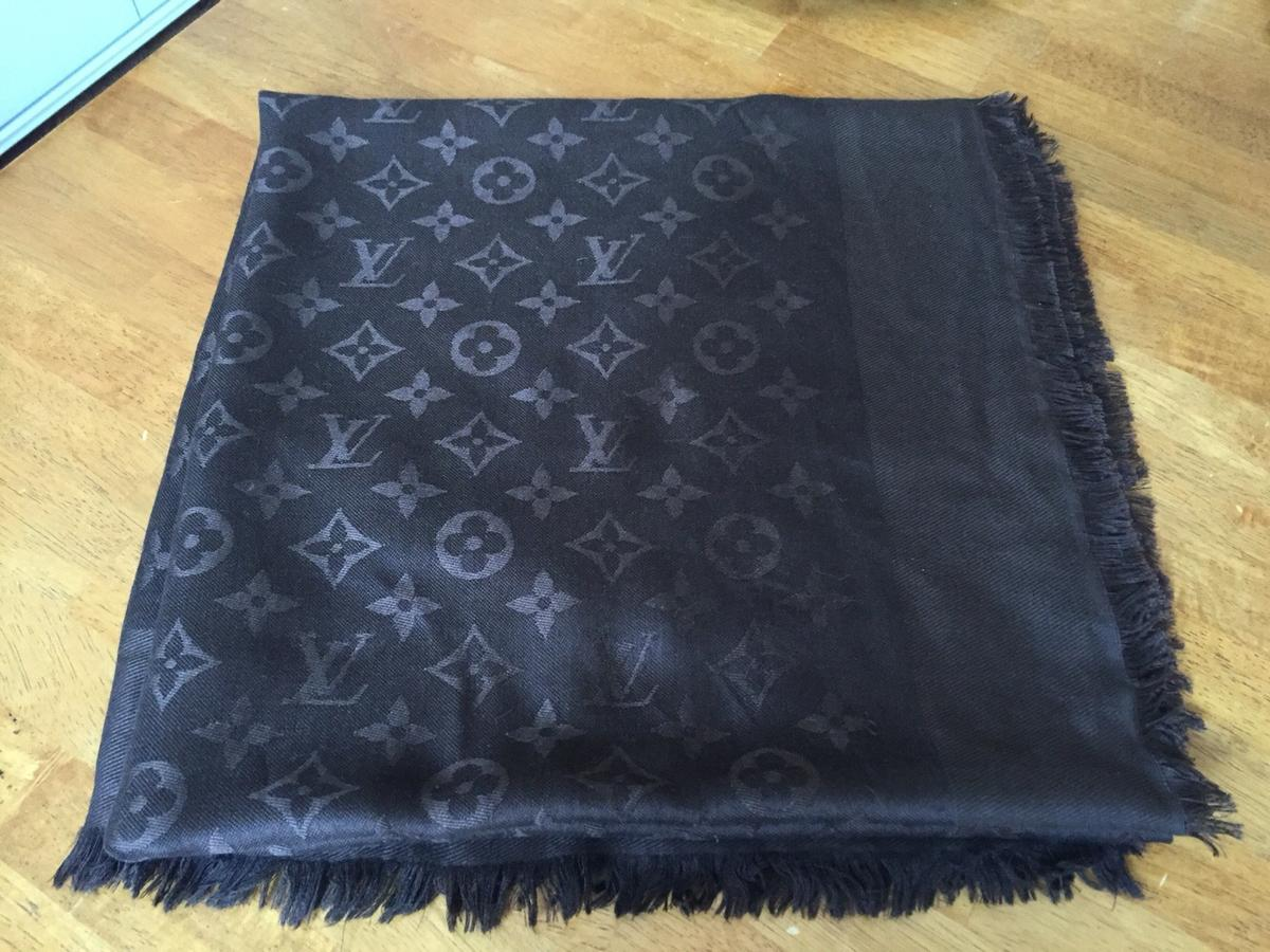 e316fd9f1a598 Louis Vuitton Schal braun in 80634 München for €350.00 for sale - Shpock