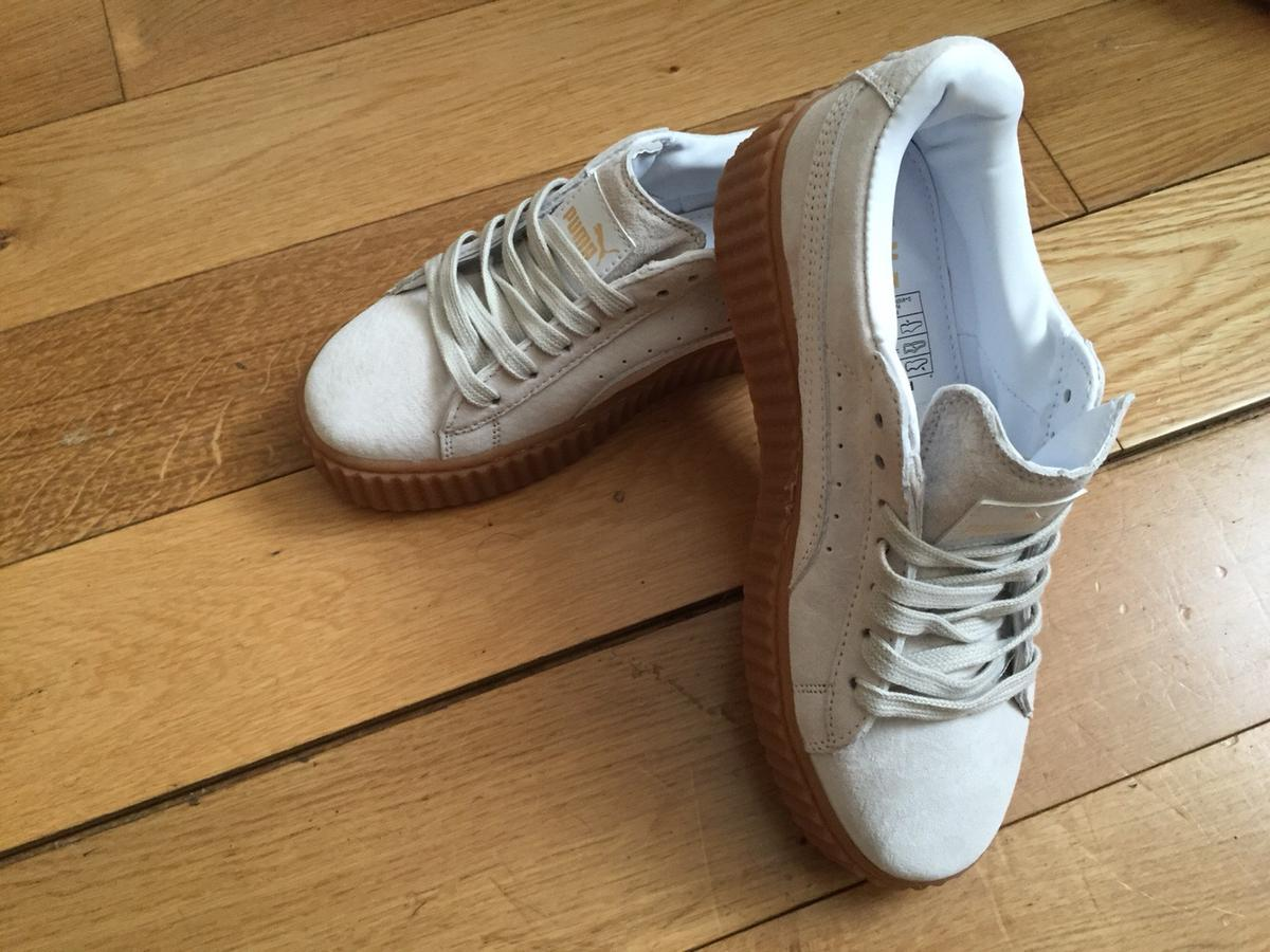 online store 85d87 40804 Puma Rihanna Fenty Creepers Unisex Trainers