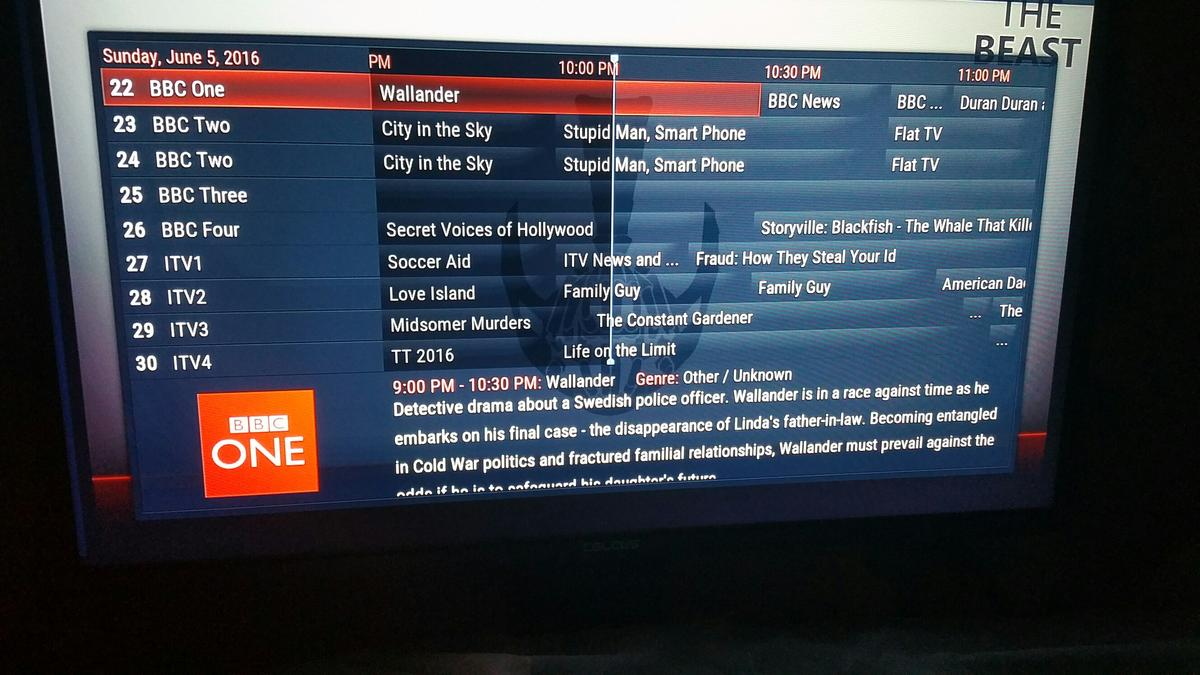 Smart TV Box with IPTV in LE4 Leicester for £75 00 for sale