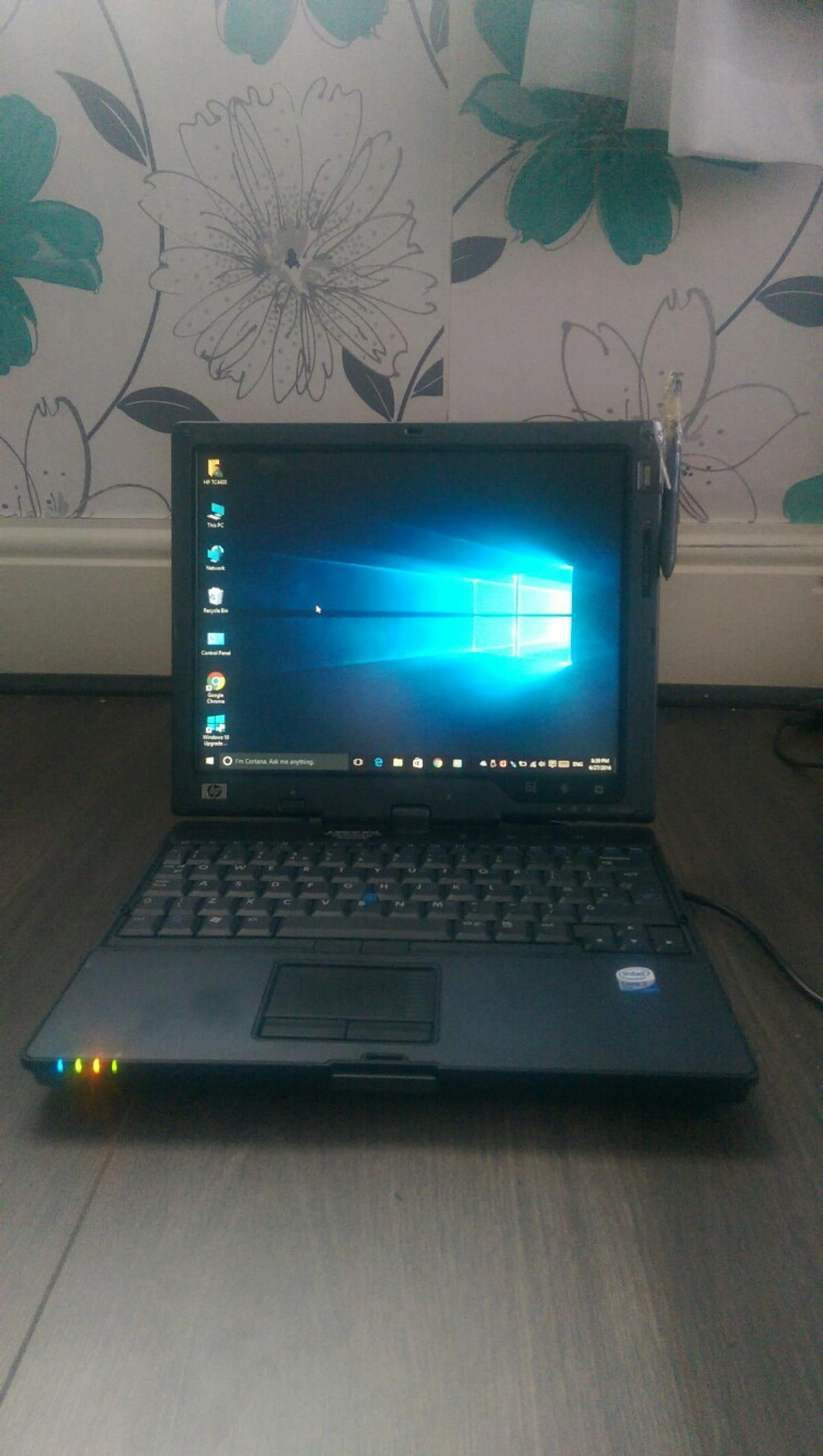 Hp tc4400 windows 10 laptop tablet in HX1 Calderdale for £40 00 for