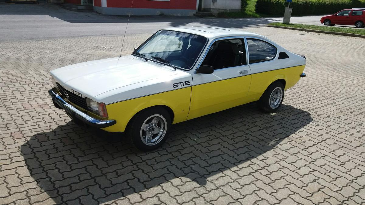 opel kadett c coupe gt e in 8212 pischelsdorf in der. Black Bedroom Furniture Sets. Home Design Ideas